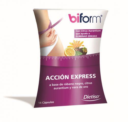 BIFORM ACCION EXPRES 7 DIAS
