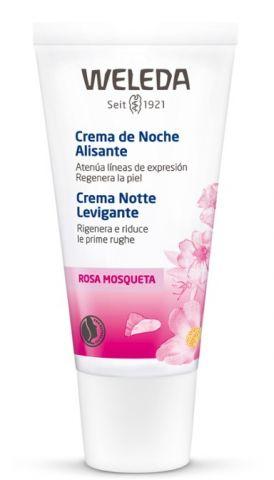 Crema de Noche alisante Rosa Mosqueta Weleda