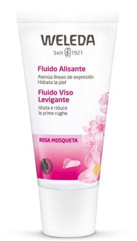 Fluido Alisante Rosa Mosqueta Weleda