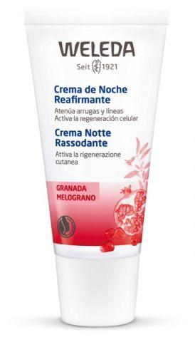 Crema de Noche reafirmante Granada Weleda