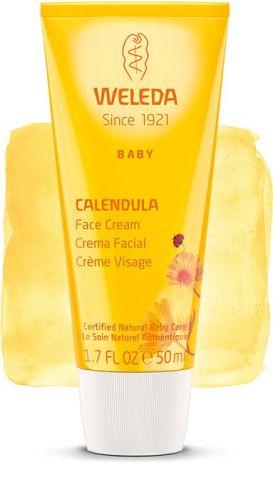 Crema Facial Bebe de Caléndula Weleda