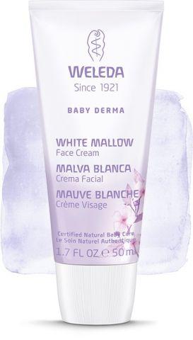 Crema Facial de Malva Blanca Weleda