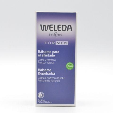 BALSAMO PARA EL AFEITADO WELEDA