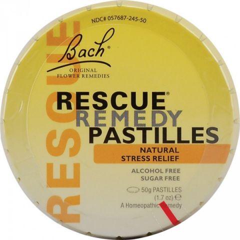 Lata rescue pastilla