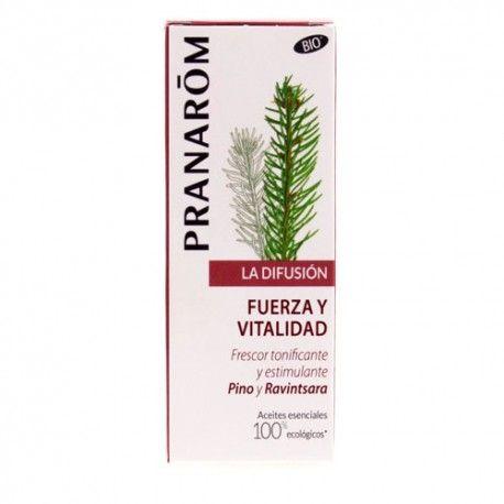 Fuerza y vitalidad 30 ml Pranarom