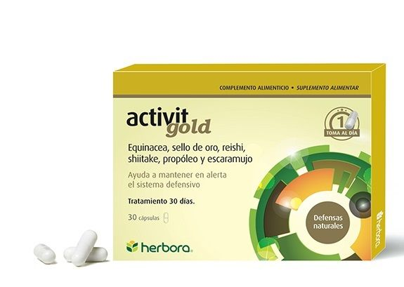 Activit gold Herbora