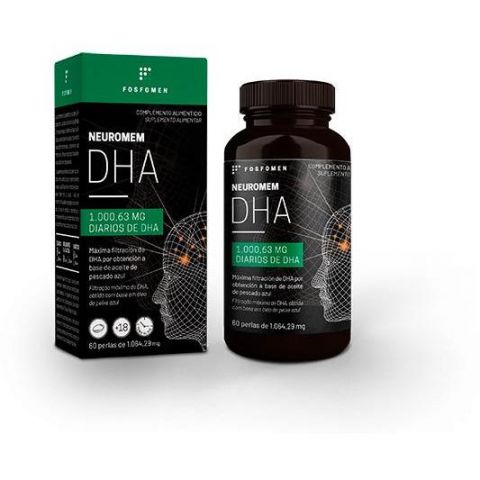DHA NEUROMEM  60 PERLAS HERBORA