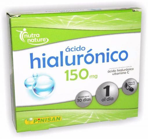 ACID HIALURONICO 30 COMP PINISAN