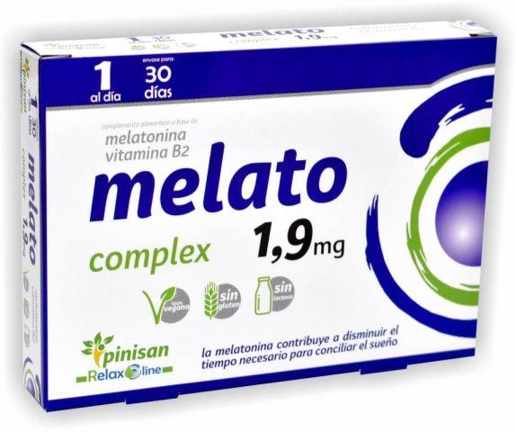 MELATO COMPLEX 1,9 MG PINISAN