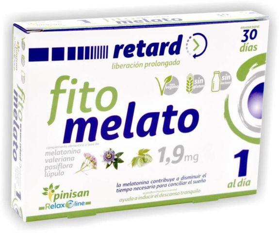 FITO MELATO RETARD 30 DIAS  PINISAN