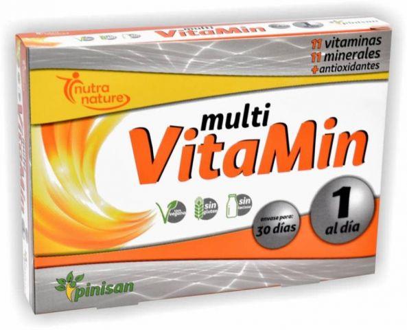 Multi Vitamin 30 caps PINISAN