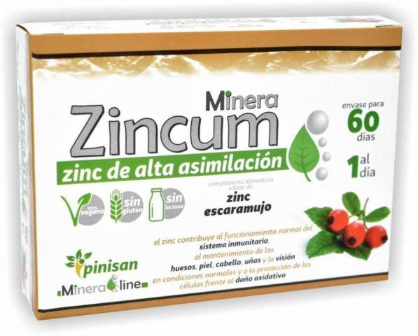 ZINCUM MINERA 30 comp PINISAN