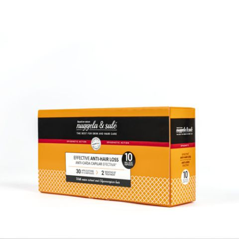 Pack 10  Ampollas Anti-Caída de Nuggela & Sulé
